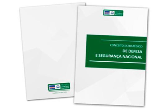 Capa para Ministério Defesa