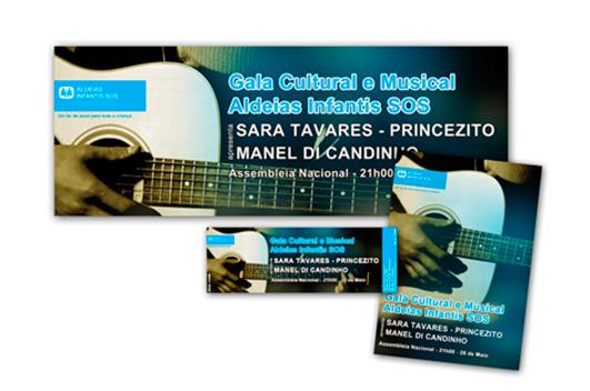 Gala Cultural Música SOS