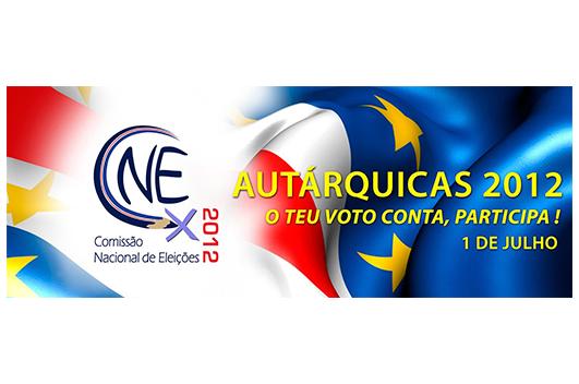 Outdoor Eleições Autárquicas 2012