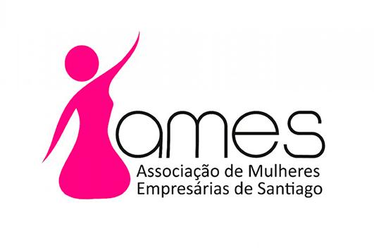 Logomarca AMES